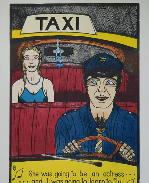 Harry & Sue (Taxi)